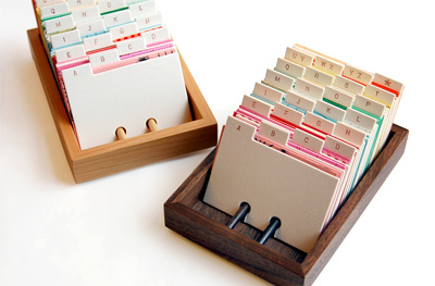 lovelydesign. products. address file :  office home handmade organization